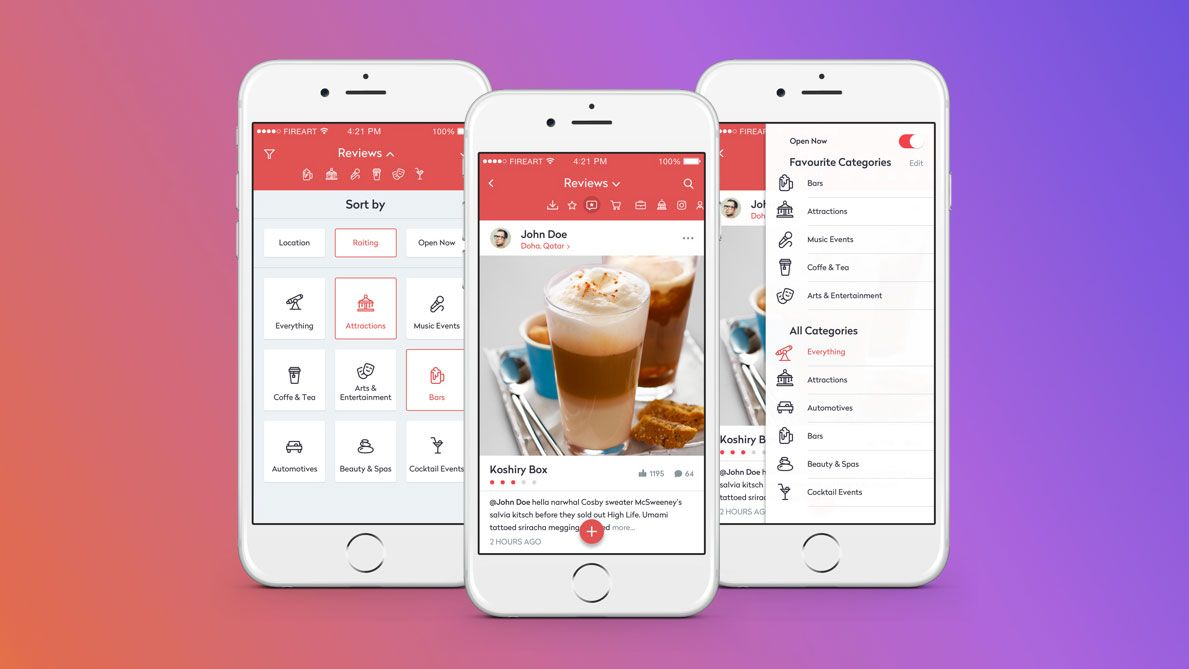 6 trends that are changing the face of mobile UI design