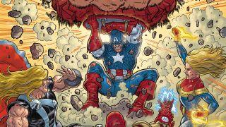 Death of Doctor Strange: Avengers