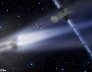 Spacecraft Woken for Asteroid Encounter