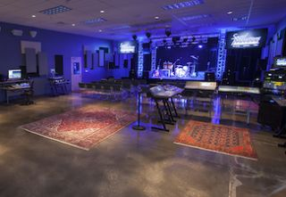 Sound Productions New Demo Room Showcases the Roland M-5000