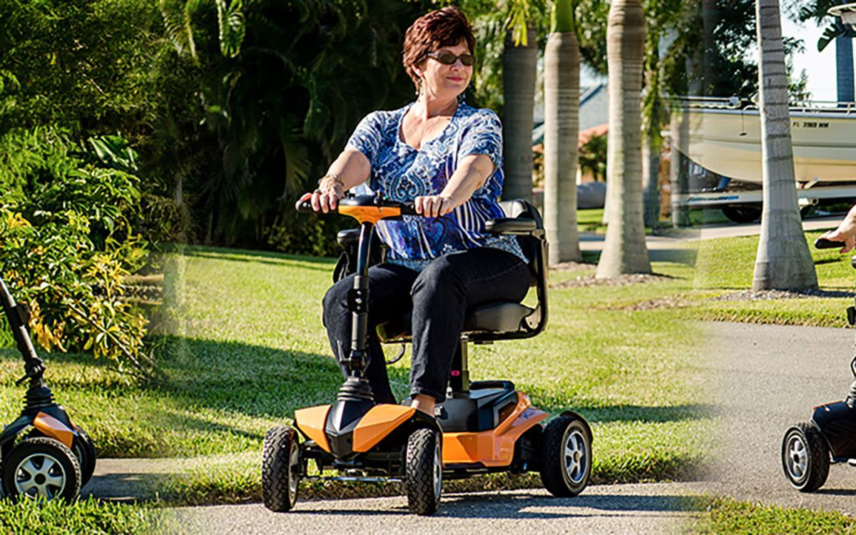 Best Power Scooters 2019 - Portable Mobility Scooter Reviews