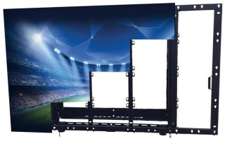 Peerless-AV Announces Unique LED Wall Mounting System
