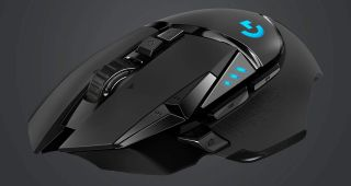 Our favorite wireless mouse, Logitech's G502 Lightspeed, is just $104 right now