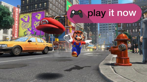 Super Mario Odyssey Review One Of Mario S Finest Adventures