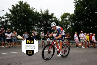 QUILLAN, FRANCE - JULY 10: Bauke Mollema of The Netherlands and Team Trek - Segafredo in the Breakaway during the 108th Tour de France 2021, Stage 14 a 183,7km stage from Carcassonne to Quillan / @LeTour / #TDF2021 / on July 10, 2021 in Quillan, France. (Photo by Chris Graythen/Getty Images)