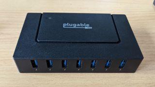 Plugable USBC-HUB7BC USB Hub