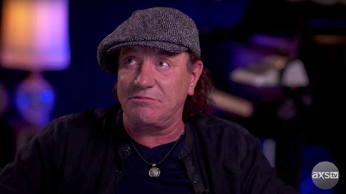 Video: Brian Johnson remembers the first time