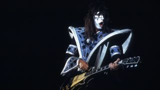 "Gibson may be producing an Ace Frehley ""Black Beauty"" Les Paul"