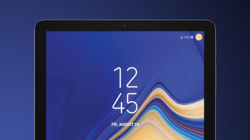 Samsung Galaxy Tab S4 shown off in the most convincing leak yet