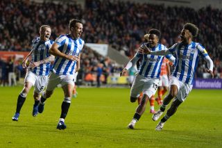 Blackpool v Huddersfield Town – Sky Bet Championship – Bloomfield Road