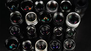 lens selection from 7artisans