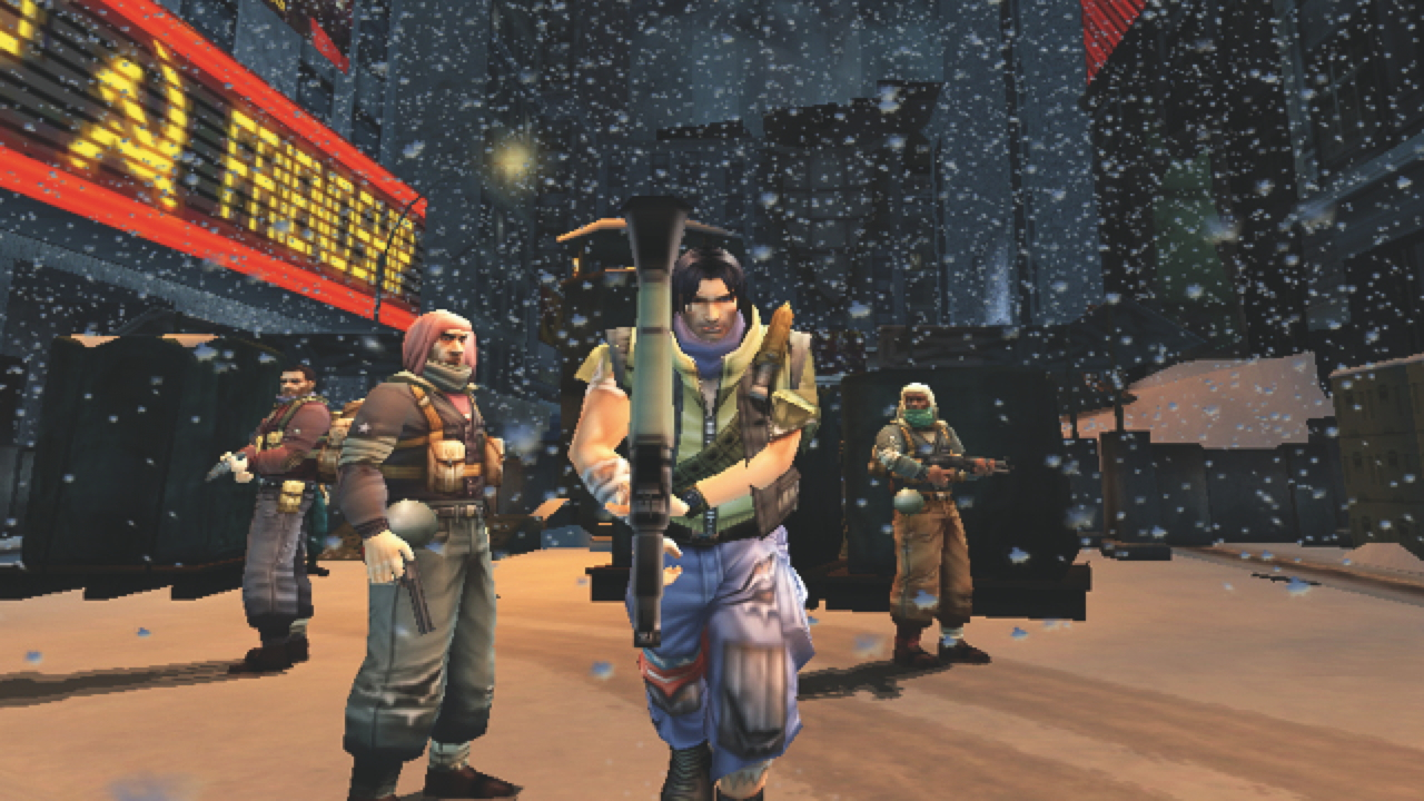 Why Ps2 Squad Shooter Freedom Fighters Deserves A Ps4 Comeback