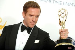 Dame Maggie and Damian Lewis honoured at Emmys