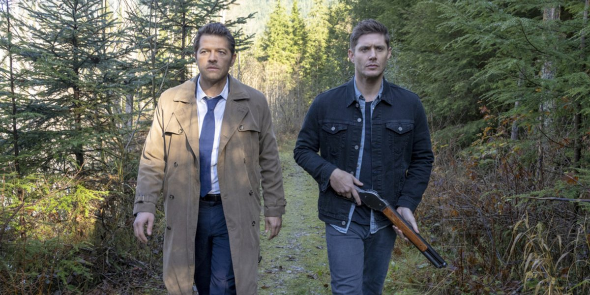 supernatural season 15 purgatory the cw castiel dean