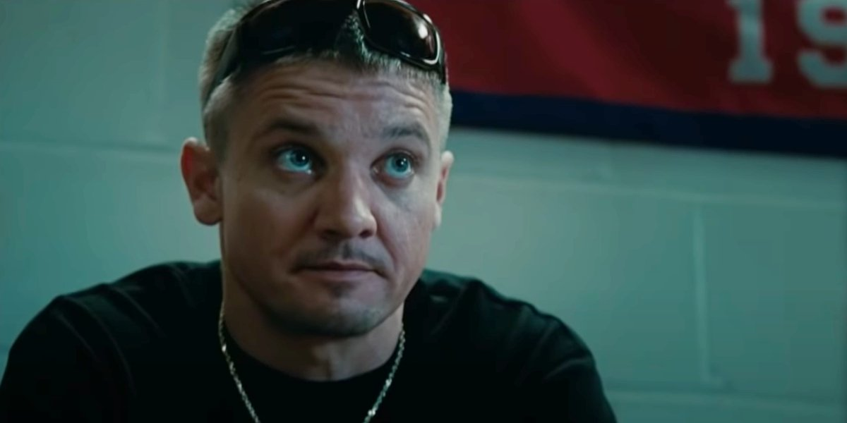 Jeremy Renner in The Town
