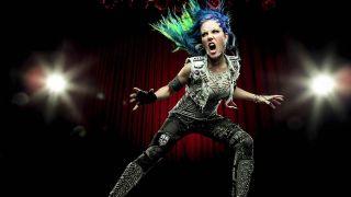 Alissa White-Gluz from Arch Enemy