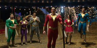 Shazam the Shazam Family unites