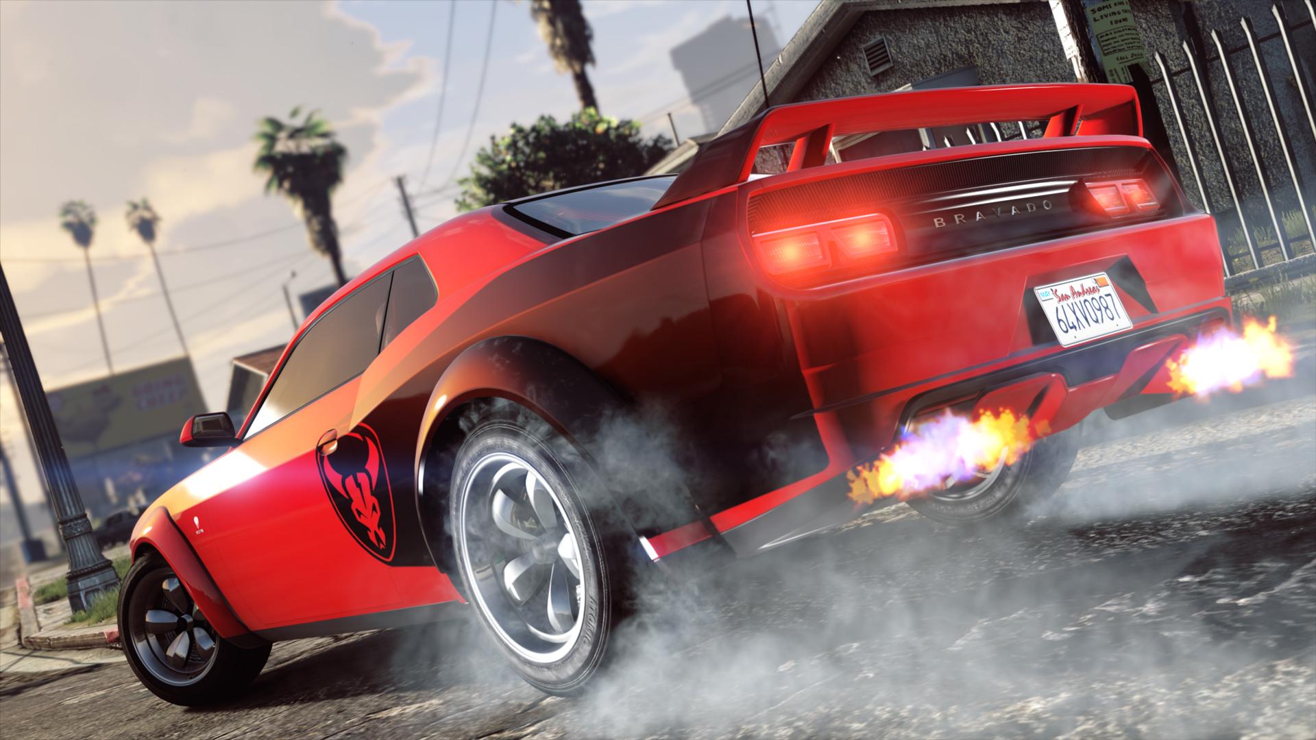 GTA Online Casino Cars: Bravado Gauntlet Hellfire released