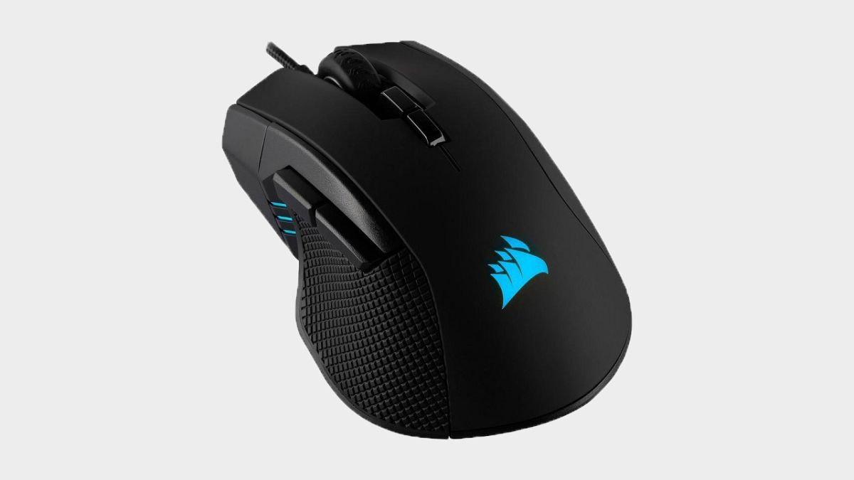 "Corsair Ironclaw RGB gaming mouse review: ""An incredibly comfortable mouse for larger hands"""