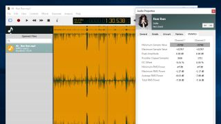 Ocenaudio review and where to download review | TechRadar