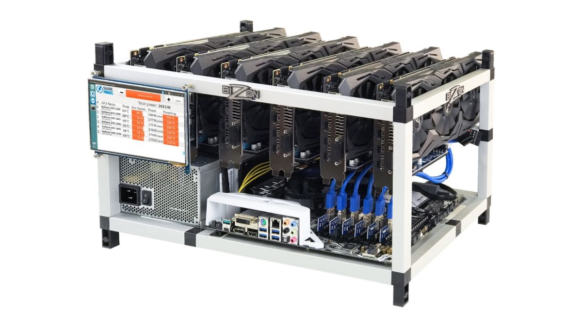 Best mining rig 2018: the top pre-built mining rigs for ...