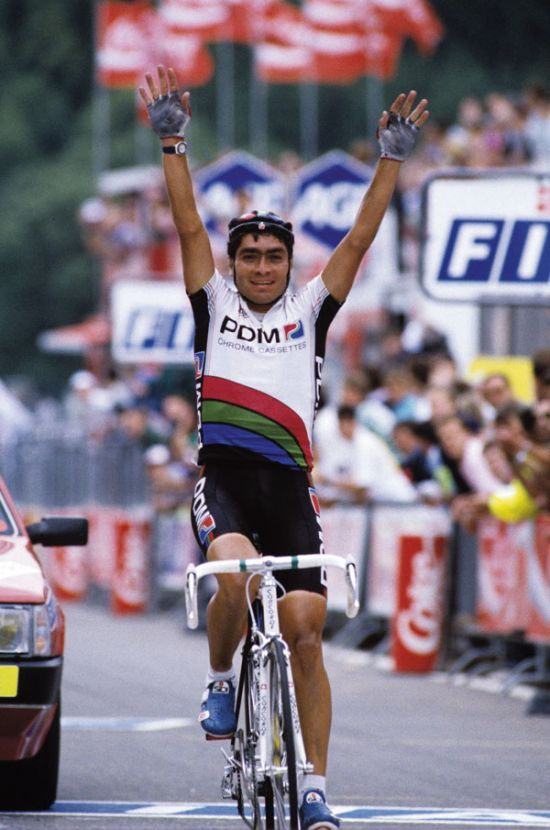 Raul Alcala 1989 Tour Spa