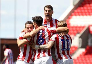 Stoke City v Birmingham City – Sky Bet Championship – Bet365 Stadium