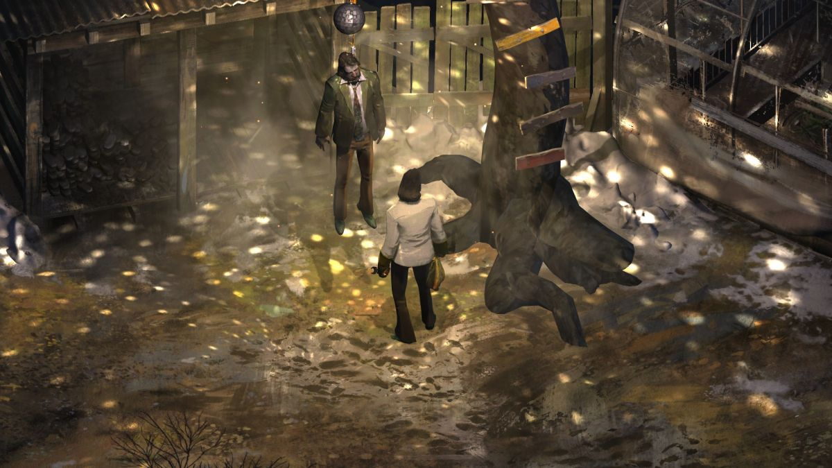 Great moments in PC Gaming: Performing an autopsy in Disco Elysium