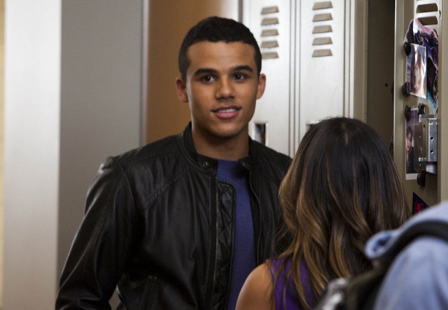 New Glee Photos Capture The Cast Channeling Britney Spears In Season 4 #23651