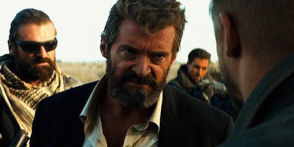 Hugh Jackman Looking Old In Logan