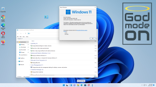God mode on Windows 11