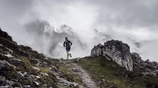 running at high altitude