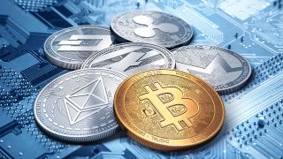 Top cryptocurrency listed — Bitcoin, Ethereum, Litecoin, Dogecoin, Binance