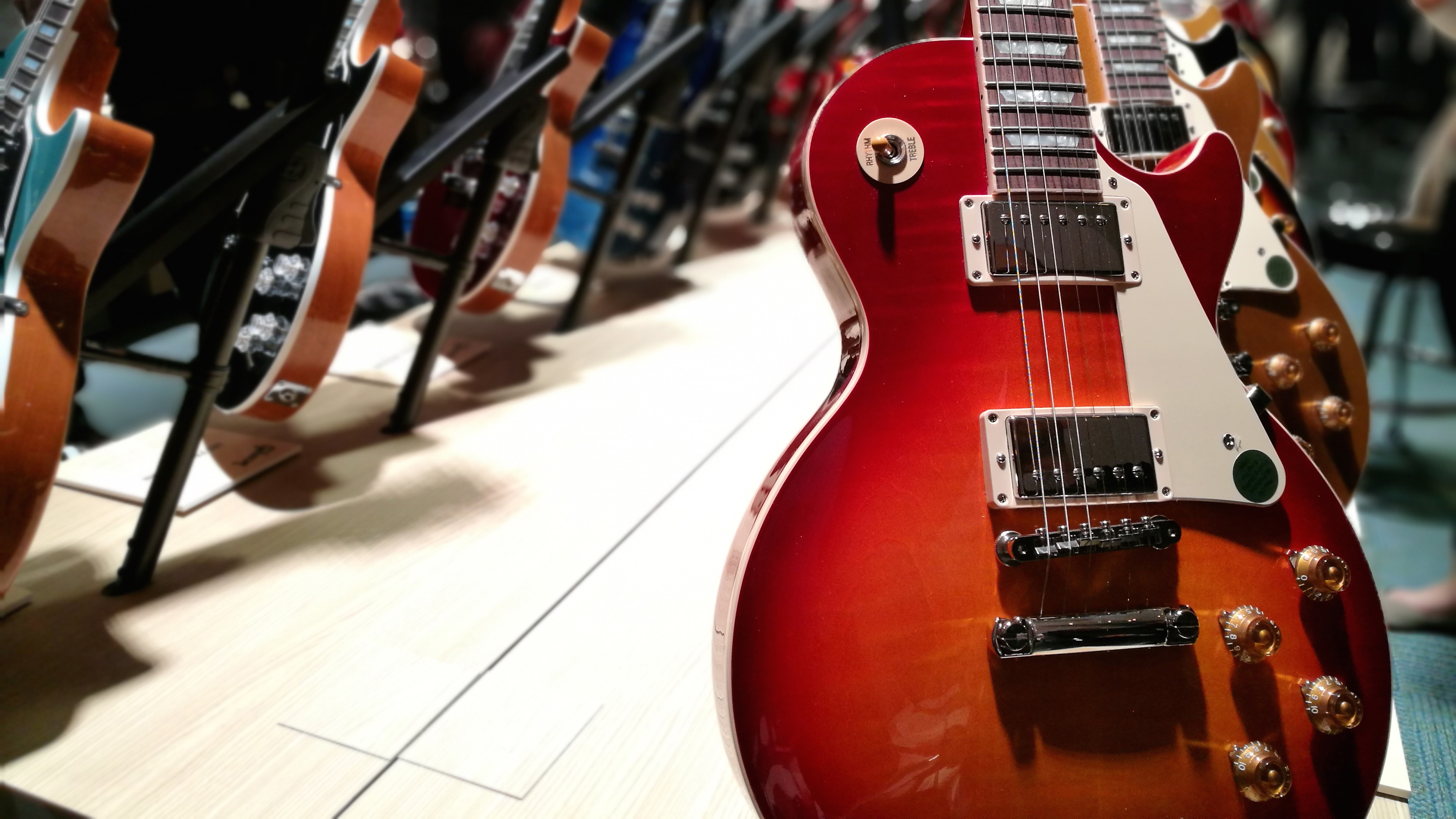 NAMM 2019: Gibson's epic stand in pictures | MusicRadar