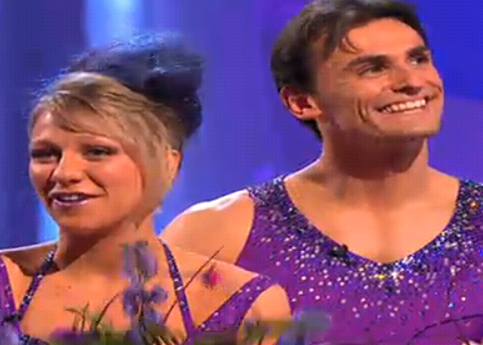 Dancing On Ice: Chloe finishes third in final!
