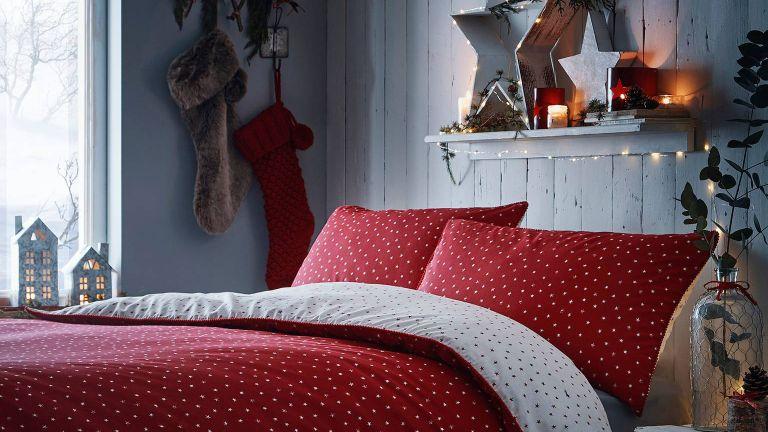 Christmas duvet covers