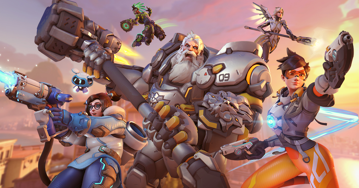 Overwatch 2 and Diablo 4 won't be out this year, Blizzard says