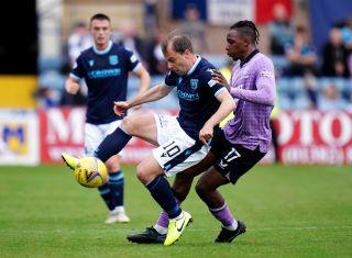 Dundee v Rangers – Scottish Premier League – Dens Park