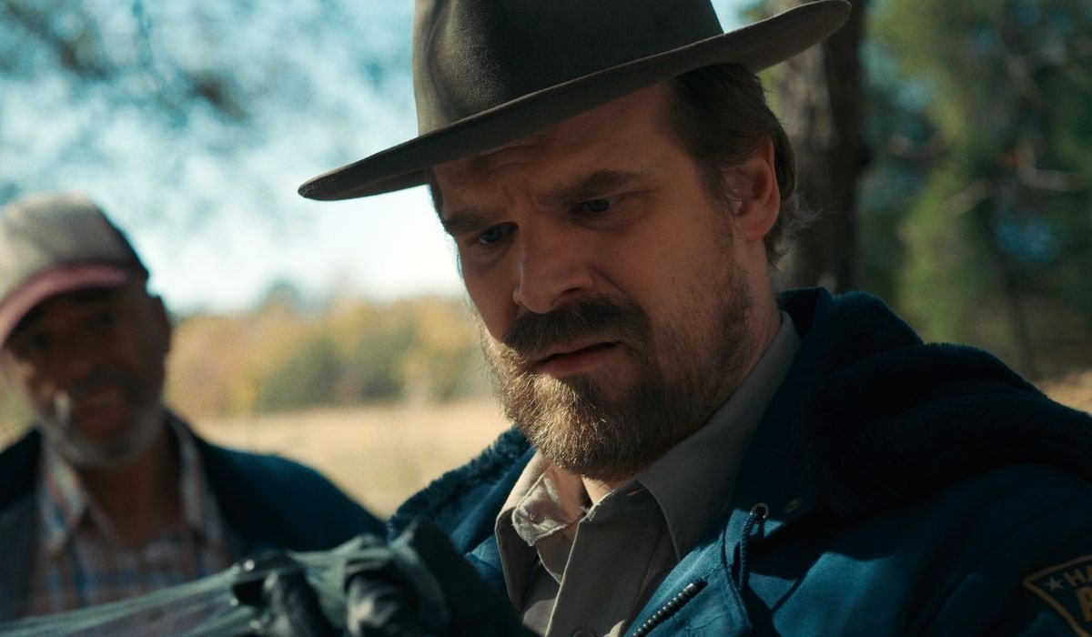 David Harbour Stranger Things Netflix