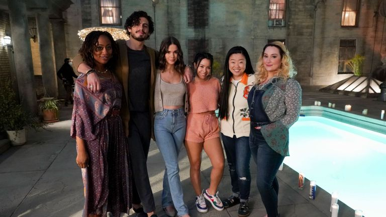 """Picture from GOOD TROUBLE - """"New Moon"""" episode"""