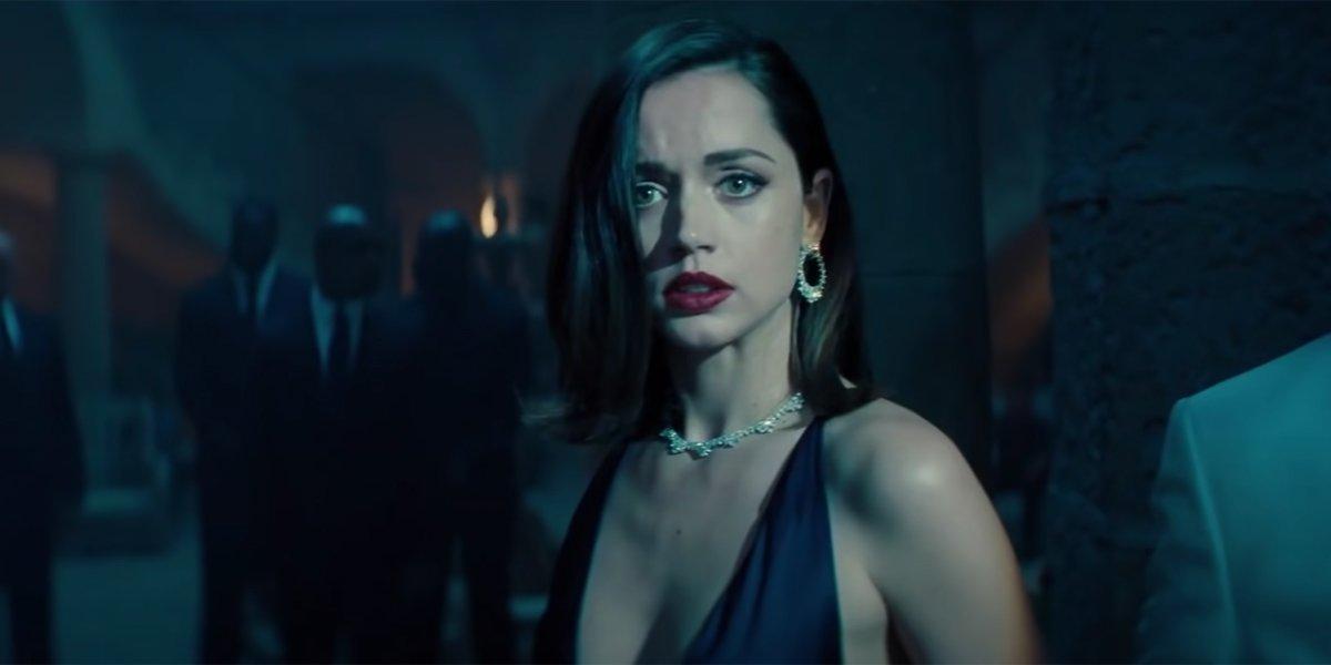 Ana De Armas' New Ad Is A Diamonds Campaign With A Ben Affleck Look-Alike