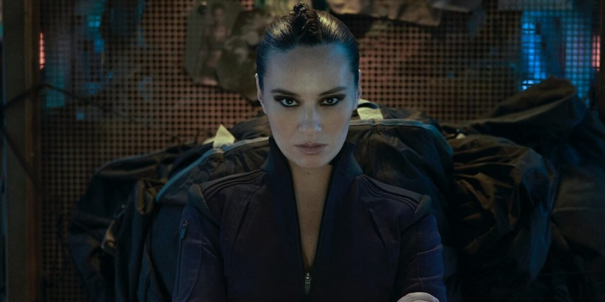 Cara Gee on The Expanse