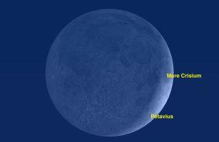 Sept. 16 Crescent Moon
