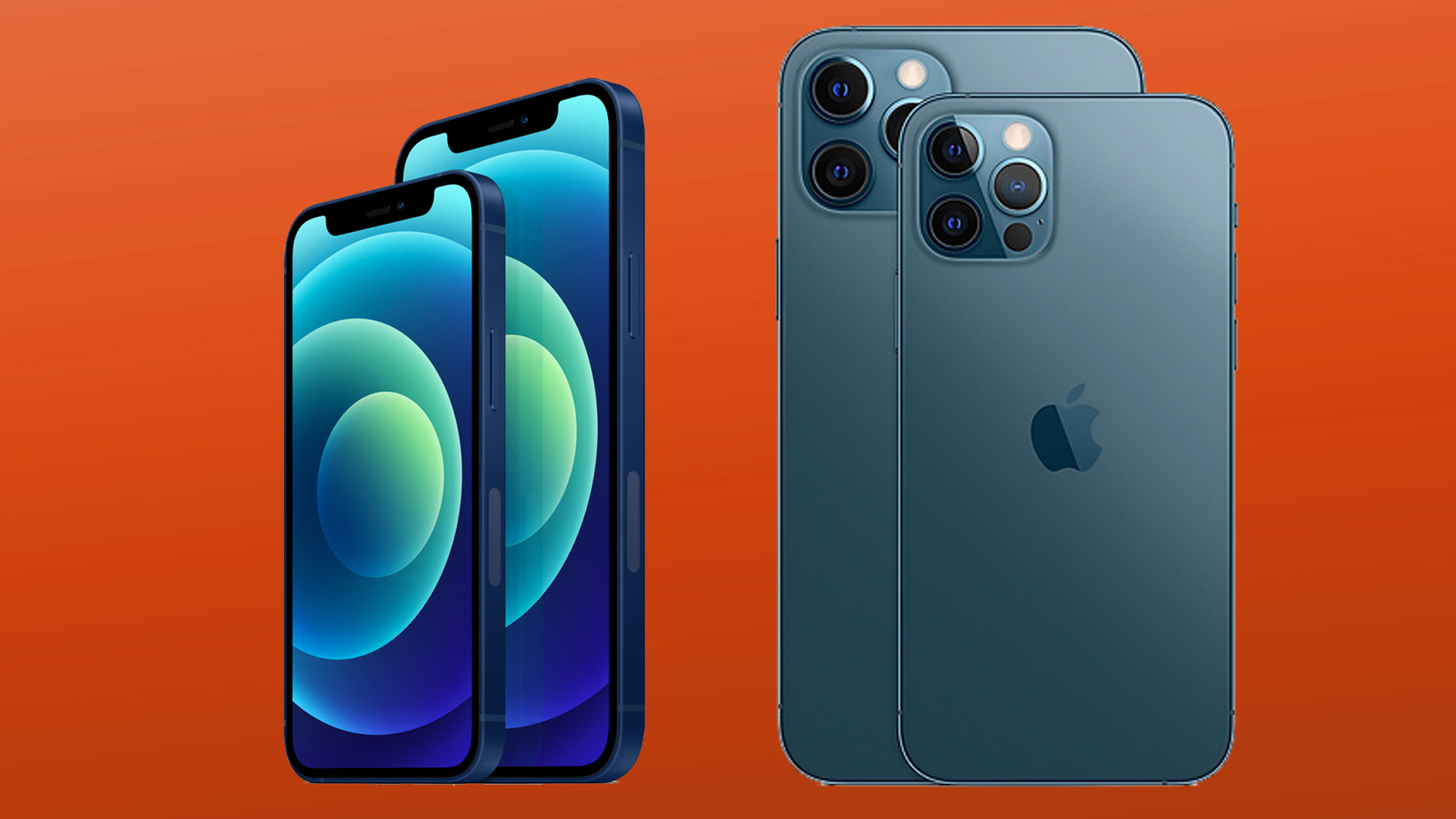 Iphone 12 Mini Vs Iphone 12 Vs Iphone 12 Pro Vs Iphone 12 Pro Max What S Different Tom S Guide