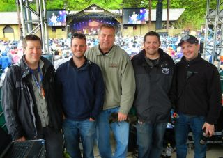 SE Systems Uses New NEXO STM System and Yamaha CL5s at MerleFest