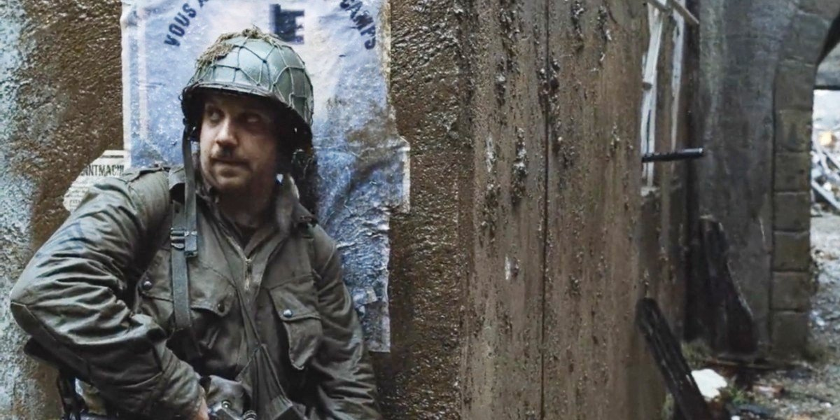 Paul Giamatti in Saving Private Ryan