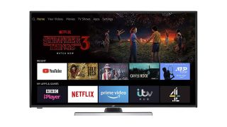 This streaming-savvy 40-inch 4K TV is now only £249 at Amazon