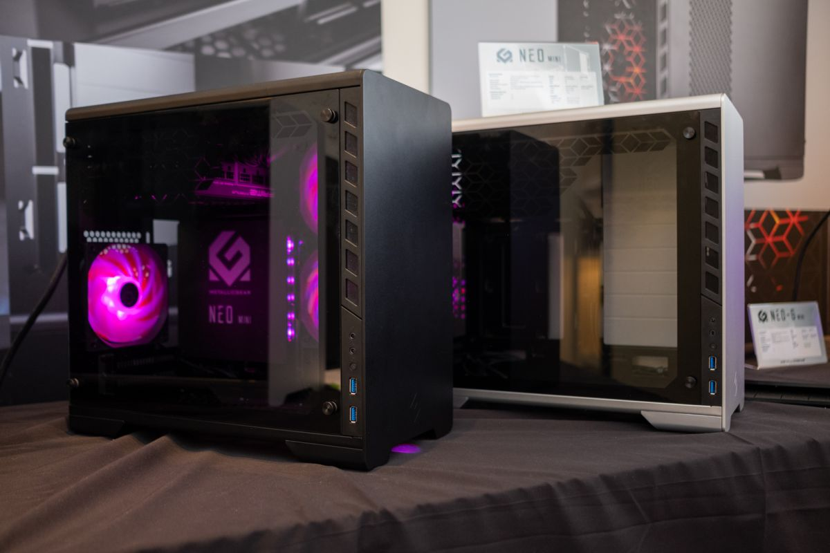 the 5 best pc cases of computex 2018 techradar. Black Bedroom Furniture Sets. Home Design Ideas