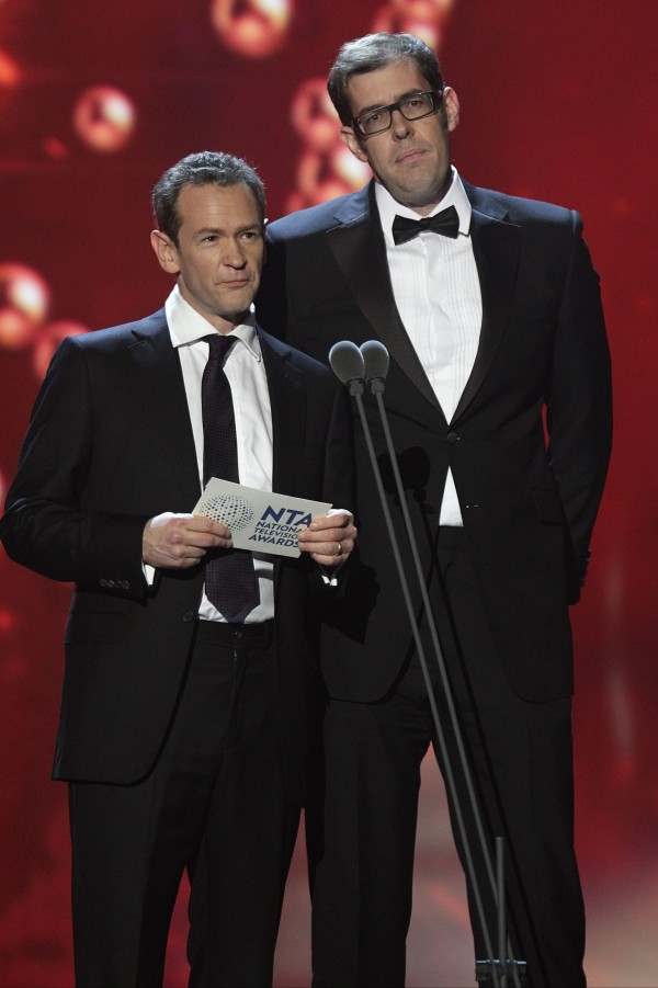 Alexander Armstrong and Richard Osman