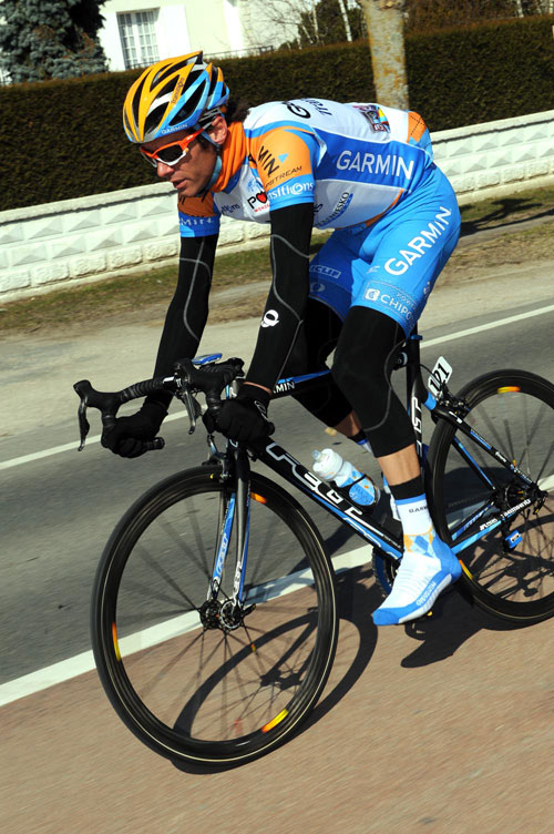 David Millar, Paris-Nice 2010, stage two